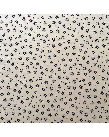 Tissu imprimé 104 ( 50 X 54 cm )