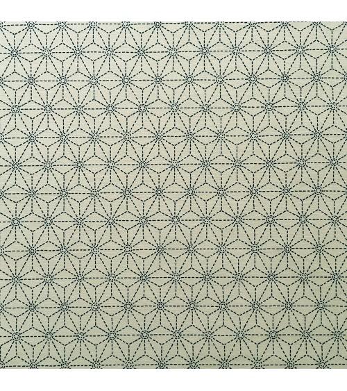 Tissu imprimé 105 ( 50 X 54 cm )