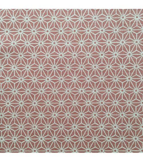 Tissu imprimé 106 ( 50 X 54 cm )