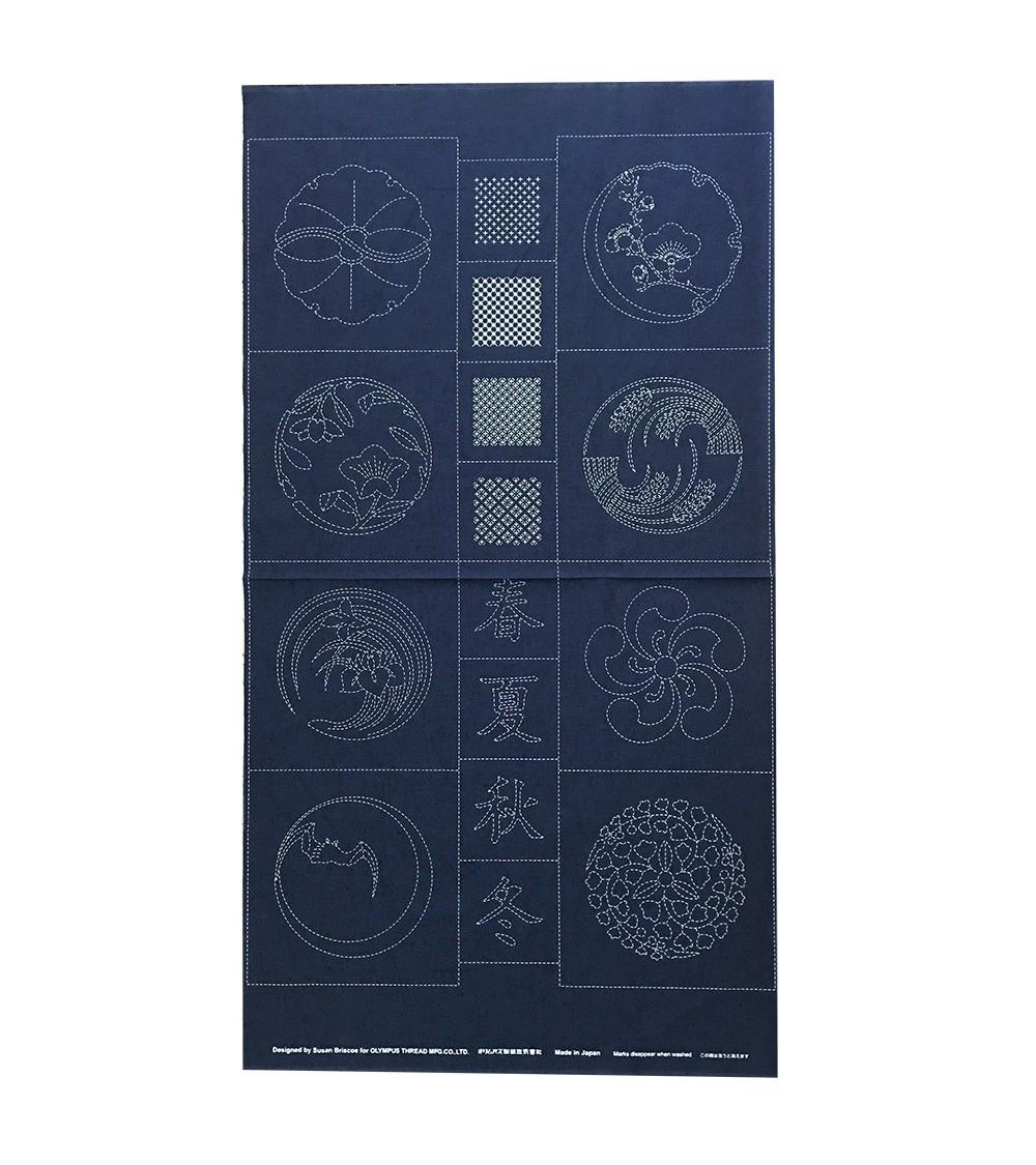 Panneau pré-imprimé Brisco n°6  60 x 110 cm