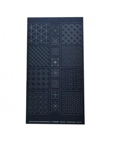 Panneau pré-imprimé Brisco n° 8  60x110cm