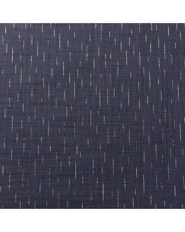 Imprimé 111  (50 x 54 cm)  Tateshizuku indigo