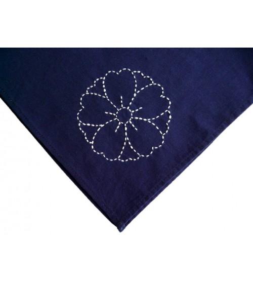 Kit mini furoshiki : motif sakura