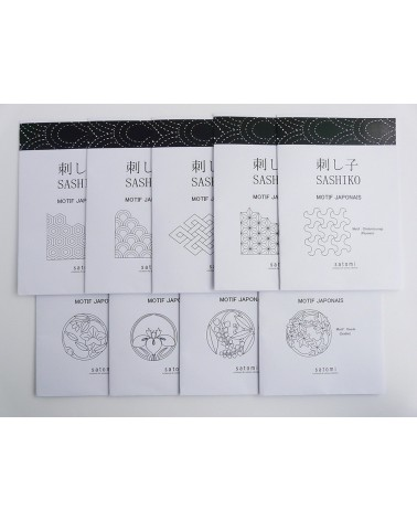 Pack de 9 motifs offre promotionnelle