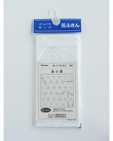 Asanoha blanc N°6