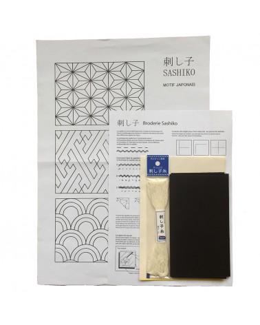 Kit 3 motifs japonais traditionnels