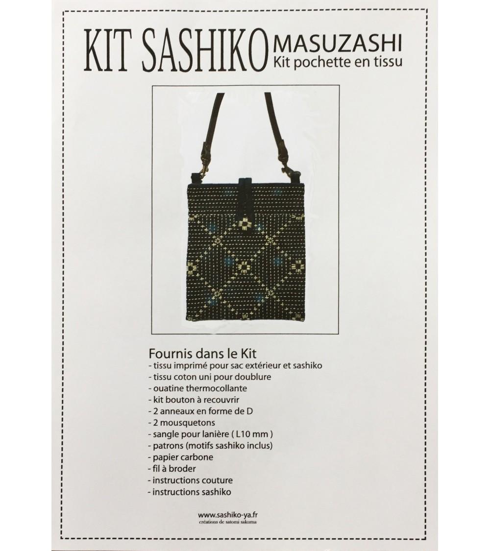 KIt pochette MASUZASHI