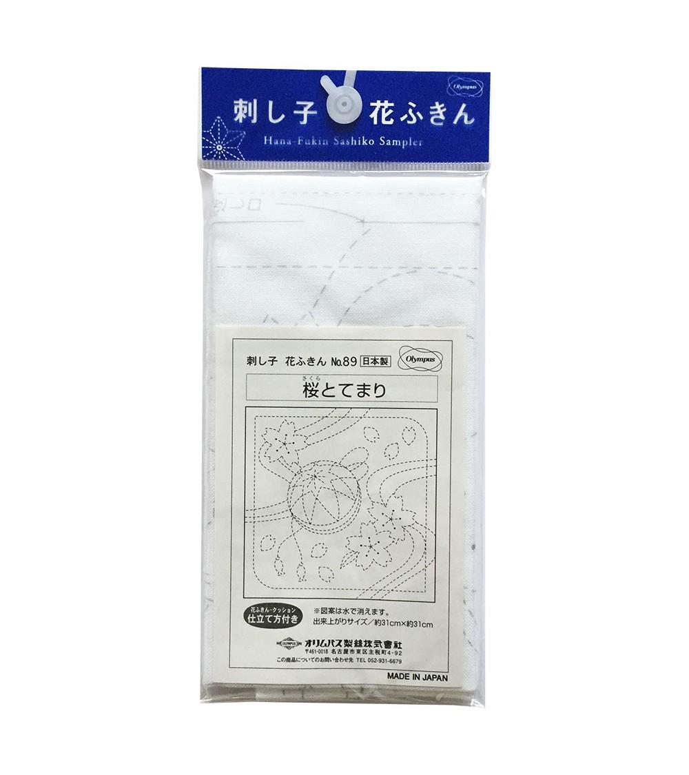 Sakura to Temari blanc  N° 89