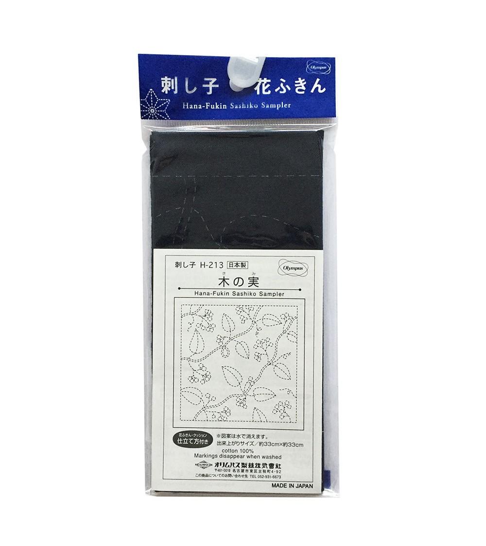 Kinomi bleu foncé  H-213