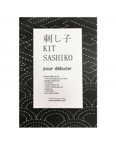 Kit pour débuter le sashiko