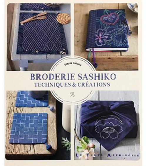 Broderie sashiko techniques et créations